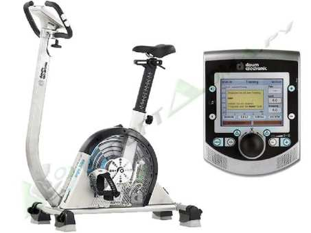 Велотренажер DAUM Electronic Ergo_bike medical 8