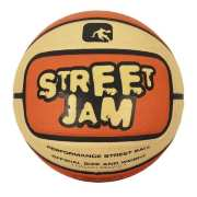 Баскетбольный мяч AND1 Competition ProStreet Jam orange/cream